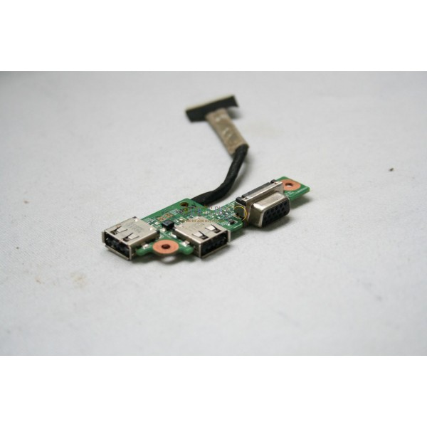 плата USB VGA Dell N5010 DG15 CRT BOARD